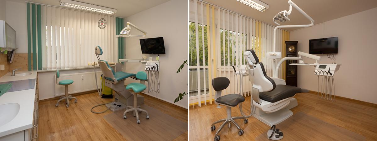 Moderne Zahnarztpraxis