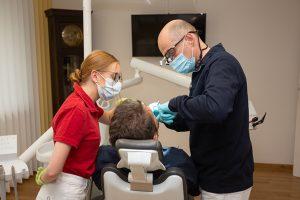 Behandlung von Patienten mit Zahnarztangst